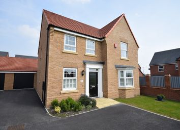 Thumbnail 4 bed detached house for sale in Wild Orchid Way, Pontefract