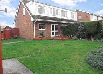 Thumbnail 3 bed semi-detached house for sale in Pout Road, Snodland, Kent