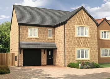 Thumbnail 4 bed detached house for sale in The Oak At Nursery Gardens, Stannington, Morpeth - (1943 Sq.Ft.)