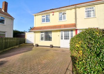 Thumbnail 4 bed semi-detached house for sale in Chestnut Walk, Headley Park, Bristol