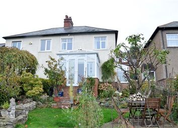 Thumbnail 3 bed semi-detached house for sale in New Ridley Road, Stocksfield