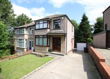 Thumbnail 3 bed semi-detached house for sale in Pickles Lane, Bradford