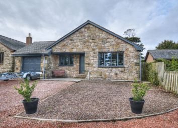 Thumbnail 3 bedroom bungalow for sale in North Bank, Belford, Northumberland