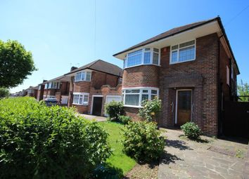 Thumbnail 4 bed detached house to rent in Howberry Road, Canons Park, Stanmore, Middlesex