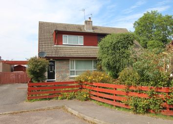 3 bed semi-detached house for sale in Thornhill Crescent, Forres IV36