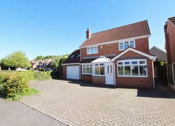 Thumbnail 4 bed detached house for sale in Kew Gardens, Nuthall, Nottingham
