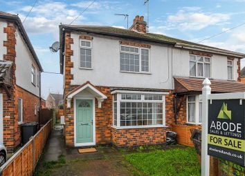 Thumbnail 3 bed semi-detached house for sale in Station Road, Hatton, Derby