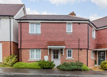 Thumbnail 2 bed flat for sale in Gournay Road, Hailsham, East Sussex