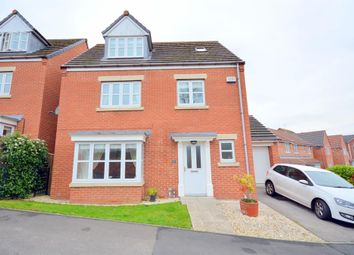 4 bed detached house for sale in Aintree Drive, Bishop Auckland DL14