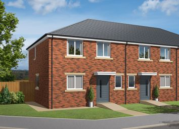 Thumbnail 3 bedroom town house for sale in Plot 1, West Street, Darfield, Barnsley