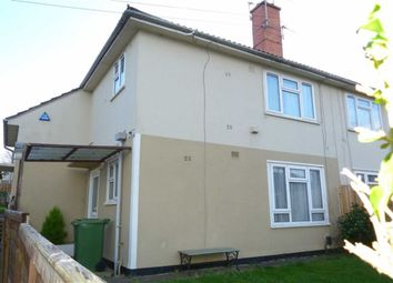 Thumbnail 1 bed flat for sale in Dutton Road, Stockwood, Bristol