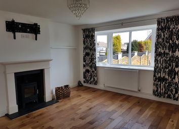 Thumbnail 2 bed semi-detached bungalow to rent in Moor Top Road, Harworth, Doncaster