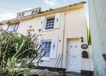 Thumbnail 2 bedroom end terrace house for sale in Mount Pleasant Road, Brixham