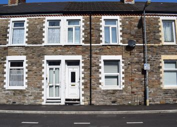 Thumbnail 2 bed terraced house to rent in Carmarthen Street, Canton, Cardiff