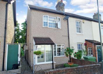 Thumbnail 2 bedroom end terrace house for sale in Eden Road, Beckenham