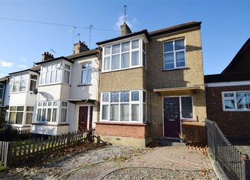 Thumbnail 4 bed end terrace house for sale in Tankerville Drive, Leigh-On-Sea, Essex