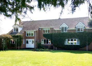Thumbnail 5 bedroom detached house for sale in Church Lane, Lockington, Driffield