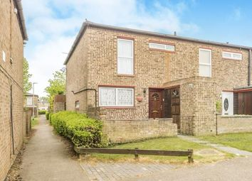 Thumbnail 3 bedroom end terrace house for sale in Ripon Road, Stevenage, Hertfordshire, England