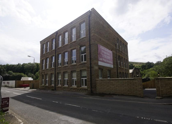 Thumbnail 1 bed flat for sale in Charlestown, Glossop