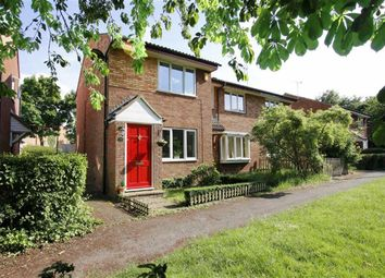 Thumbnail 2 bed end terrace house for sale in Sharman Walk, Bradwell Village, Milton Keynes, Bucks