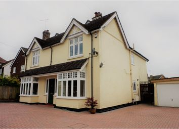 Thumbnail 5 bed detached house for sale in Headley Road, Liphook