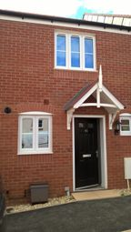 Thumbnail 2 bed terraced house for sale in Plot 15, 66 Sentry's Orchard, Exminster, Devon
