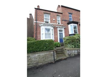 Thumbnail 6 bed property to rent in College Street, Sheffield