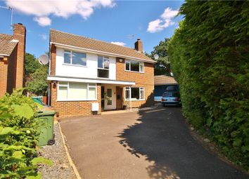 Thumbnail 4 bed detached house for sale in Kingswood Close, Guildford, Surrey