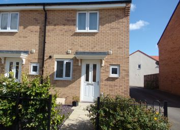 Thumbnail 2 bed terraced house for sale in Haltwhistle Meadows, Blyth