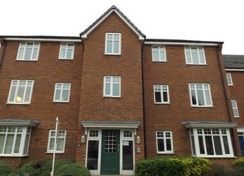 Thumbnail 2 bed flat for sale in Water Reed Grove, Bloxwich, Walsall, West Midlands