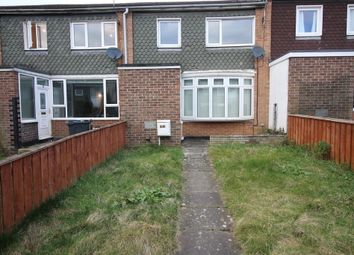 Thumbnail 3 bed terraced house to rent in Malvern Crescent, Darlington