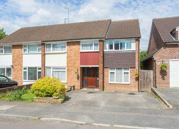 Thumbnail 5 bed semi-detached house for sale in Crossways, Hemel Hempstead