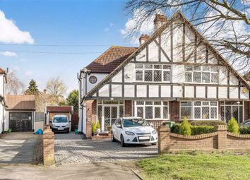 Thumbnail 3 bed semi-detached house for sale in Southborough Lane, Bickley, Kent
