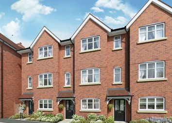 """Thumbnail 4 bed terraced house for sale in """"The Halton"""" at The Ridgeway, Enfield"""