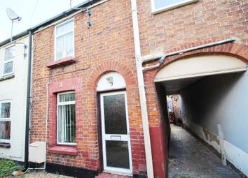 Thumbnail 2 bed terraced house for sale in The Lows, West Lynn, King's Lynn