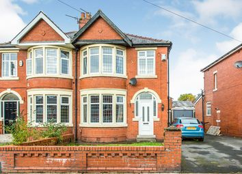 Thumbnail 3 bed semi-detached house for sale in Glenluce Drive, Preston, Lancashire