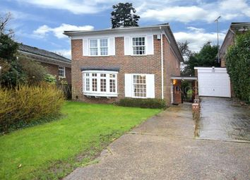 Thumbnail 4 bed property to rent in Hazelwood, Loughton
