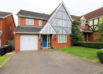 Thumbnail 4 bed detached house for sale in Orchard Way, Measham
