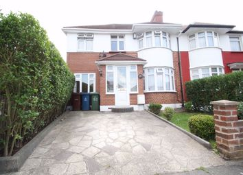 Thumbnail 5 bed semi-detached house for sale in Twyford Road, Harrow, Middlesex