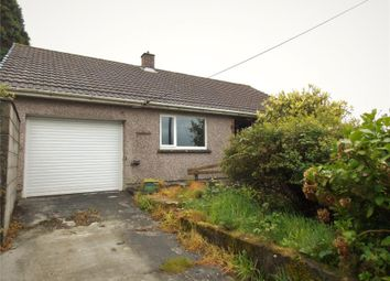 Thumbnail 3 bed detached bungalow for sale in Chegwyns Hill, Foxhole, St Austell