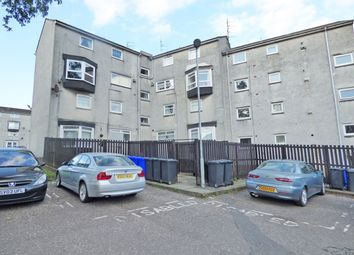 Thumbnail 3 bed maisonette for sale in Howe Road, Kilsyth, Glasgow