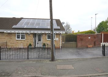 Thumbnail 2 bedroom semi-detached bungalow for sale in Temple Street, West Bromwich, West Bromwich