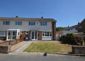 Thumbnail 3 bed terraced house for sale in Carshalton Road, Swindon