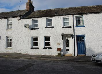 Thumbnail 1 bed terraced house for sale in 41 Main Street, Auchencairn