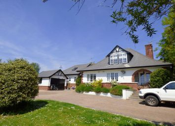 5 bed detached house for sale in Old Coach Road, Cross, Axbridge BS26