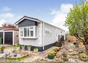 Thumbnail Mobile/park home for sale in Burnt Oak Lane, Newdigate, Dorking