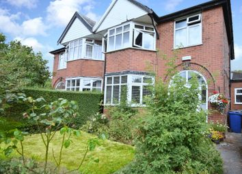 3 bed semi-detached house for sale in Hartley Avenue, Prestwich, Manchester M25