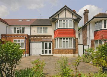 Thumbnail 4 bed property for sale in Bramley Road, London