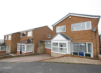 Thumbnail 4 bed detached house for sale in Hamsterley Crescent, Newcastle Upon Tyne