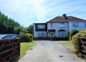 Thumbnail 5 bed semi-detached house for sale in Gosport Road, Stubbington
